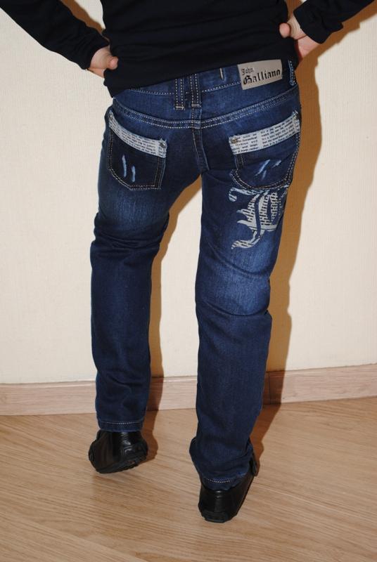 Купить брендовые детские джинсы