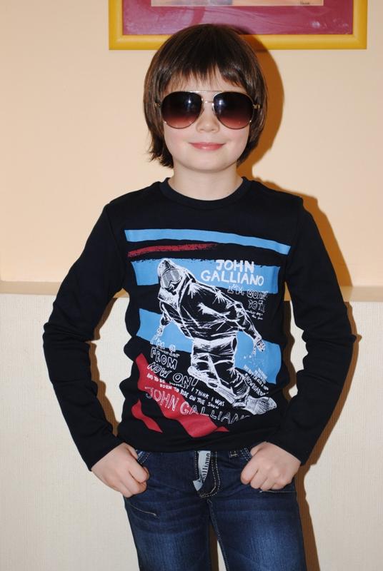 Модный реглан на мальчика купить