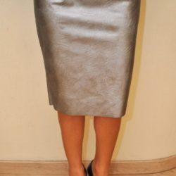 Трендовая модная юбка-карандаш SM  , Италия