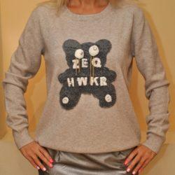 Стильный свитер S-XL, приятный к телу, Италия