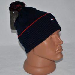Стильная брендовая демисезонная шапка Hilfiger для мальчика 8 лет 9 лет 10 лет 11 лет 12 лет 13 лет 14 лет