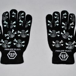 Стильные модные детские перчатки Philipp Plein для мальчика 6 лет 7 лет 8 лет 9 лет 10 лет 11 лет 12 лет 13 лет 14 лет