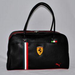 Модная стильная брендовая спортивная сумка Ferrari . Турция, экокожа, отличное качество!