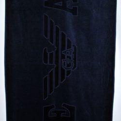 Модное стильное полотенце Armani 1,7*1 м . Турция, хлопок, шикарное качество!Логотип вышит.