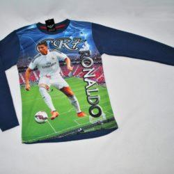 Модный реглан Armani с Ronaldo на мальчика 9 лет 10 лет 11 лет 12 лет. Турция, хлопок, отличное качество!