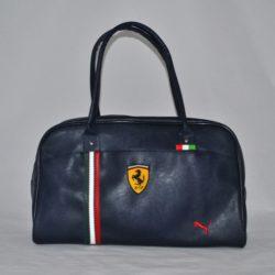 Модная спортивная сумка Ferrari , экокожа, Турция, хорошее качество!