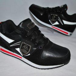 Модные стильные брендовые кроссовки Philipp Plein для мальчика 35 размер 36 размер 37 размер 38 размер 39 размер 40 размер 41 размер