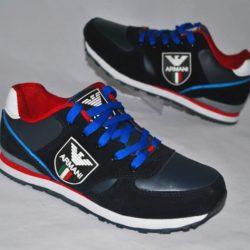 Модные брендовые  брендовые кроссовки Armani для мальчика 35 размер 36 размер 37 размер 38 размер 39 размер 40 размер 41 размер.