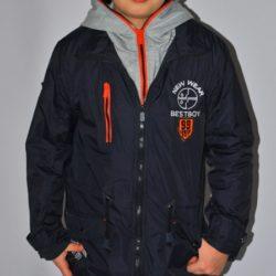 Модная стильная демисезонная куртка  парка Armani для мальчика 8 лет 9 лет 10 лет 11 лет 12 лет 13 лет .