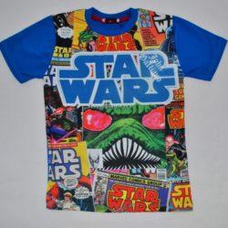 Модная футболка Star Wars Galliano для мальчика 9 лет 10 лет 11 лет 12 лет. Турция, отличное качество!
