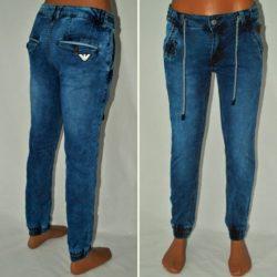 Модные трендовые джинсы-джоггеры Armani на мальчика  9 лет 10 лет 11 лет 12 лет 13 лет 14 лет. Хлопок, отличное качество!