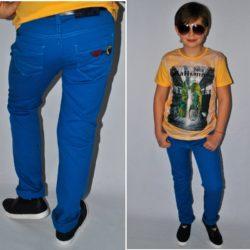 Модные джинсы Armani для мальчика 10 лет 11 лет 12 лет 13 лет 14 лет . Турция, хлопок, отличное качество!