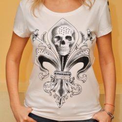 Модная стильная женская футболка Philipp Plein M-L, Турция, хлопок, отличное качество!