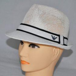 Модная стильная брендовая шляпа Armani 52 размер 53 размер 54 размер 55 размер 56 размер 57 размер 58 размер 59 размер 60 размер