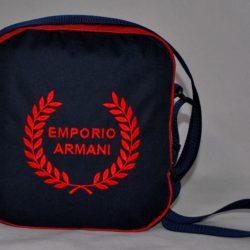 Стильная брендовая сумка-планшет Armani . Турция.