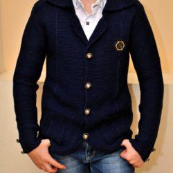 Модный стильный брендовый блейзер Philipp Plein для мальчиков 10 лет 11 лет 12 лет 13 лет 14 лет. Турция, шерсть и акрил. Отличное качество, очень стильный !