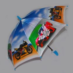 Модный брендовый детский зонт Armani для мальчиков