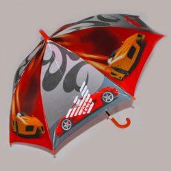Модный стильный брендовый детский зонт Armani для мальчиков