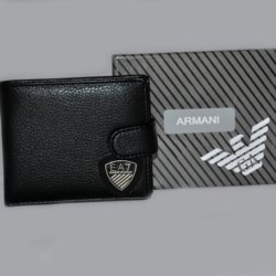 Брендовый  кошелёк Armani