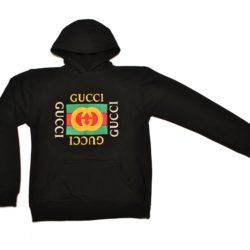 Трендовая худи кофта с капюшоном кенгурушка Gucci для мальчиков 12 лет 13 лет 14 лет 15 лет 16 лет. Турция.