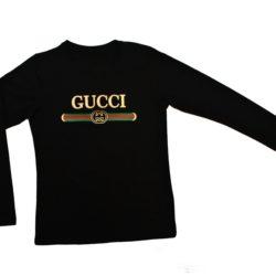 Модный трендовый реглан Gucci  для мальчиков 12 лет 13 лет 14 лет 15 лет 16 лет . Турция,хлопок