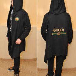 Модная стильная мантия Gucci  для мальчика 12-16 лет. Турция