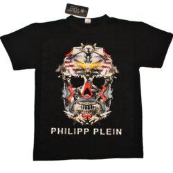 Модная брендовая футболка Philipp Plein для мальчиков 12 лет 13 лет 14 лет 15 лет 16 лет. Турция, хлопок