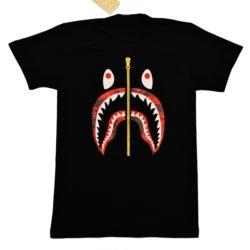 Трендовая футболка Bape для мальчиков 12 лет 13 лет 14 лет 15 лет 16 лет. Турция, хлопок