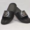 Модные брендовые шлёпки сланцы Philipp Plein 36 размер 37 размер 38 размер  39 размер 40 размер 41 размер. Турция