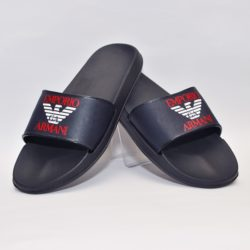 Модные брендовые шлёпки сланцы Armani 36 размер 37 размер 38 размер  39 размер 40 размер 41 размер. Турция