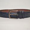 Брендовый кожаный ремень Armani для мальчиков 8-15 лет. Экокожа, Турция