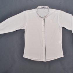 Стильная брендовая белая школьная рубашка U.S.Polo для мальчиков 6 лет 7 лет 8 лет 9 лет 10 лет 11 лет 12 лет. Турция, хлопок, отличное качество!