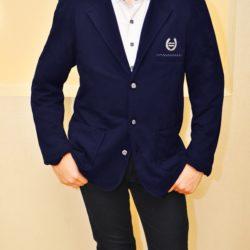 Стильный брендовый синий пиджак Armani для мальчика 6 лет  7 лет 8 лет 9 лет 10 лет 11 лет 12 лет 13 лет 14 лет 15 лет . Хлопок, Турция