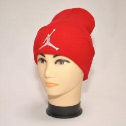 Модная трендовая шапка Jordan для мальчиков 8 лет 9 лет 10 лет 11 лет 12 лет 13 лет 14 лет 15 лет. Турция, шерсть+акрил