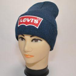 Модная шапка Levis для мальчиков 8 лет 9 лет 10 лет 11 лет 12 лет 13 лет 14 лет 15 лет. Турция, шерсть+акрил