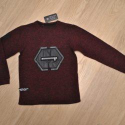 Стильный брендовый школьный свитер Philipp Plein для мальчика 9 лет 10 лет 11 лет 12 лет . Турция, хлопок, отличное качество!