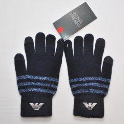 Модные стильные брендовые детские перчатки Armani для мальчика 6 лет 7 лет 8 лет 9 лет 10 лет 11 лет 12 лет 13 лет . Шерсть+акрил, Турция