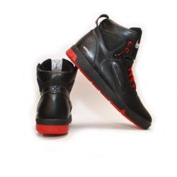 Зимние кожаные мужские подростковые спортивные ботинки кроссовки Nike Airmax 40 размер 41 размер 42 размер 43 размер 44 размер 45 размер. Верх-натуральная кожа, утеплитель-нат.шерсть, мягкие, тёплые. Подошва толстая, супинатор