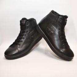 Стильные зимние подростковые  мужские кожаные ботинки Philipp Plein 40 размер 41 размер 42 размер 43 размер 44 размер 45 размер. Верх-натуральная кожа, утеплитель-нат.мех, мягкие, тёплые. Подошва толстая, супинатор