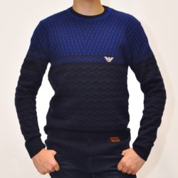 Стильный свитер Armani для мальчиков 9-13 лет. Турция, смешанный состав