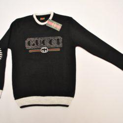 Модный свитер Gucci для мальчиков 9 лет 10 лет 11 лет 12 лет 13 лет 14 лет. Турция, смешанный состав.