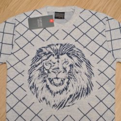 Модный свитер Armani для мальчиков 11-15 лет. Турция, смешанный состав, мягенький , приятный к телу