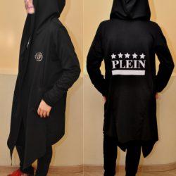 Cтильная мантия Philipp Plein   для мальчиков  10 лет 11 лет 12 лет  13 лет 14 лет 15 лет