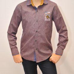 Стильная рубашка Armani для мальчиков 8 лет 9 лет 10 лет 11 лет 12 лет 13 лет 14 лет. Турция, хлопок.