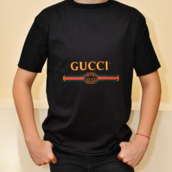 Футболка Gucci  для мальчиков 8 лет 9 лет 10 лет 11 лет 12 лет 13 лет 14 лет 15 лет 16 лет, Турция