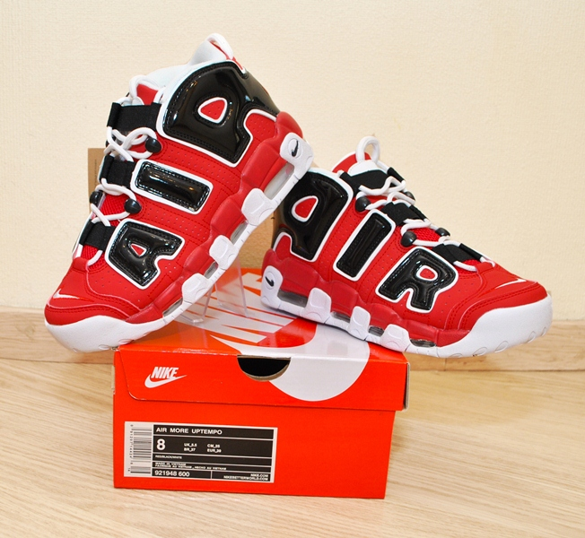 2acfa654 Трендовые кроссовки Nike Air More Uptempo для мальчиков 35 размер 36 размер  37 размер 38 размер