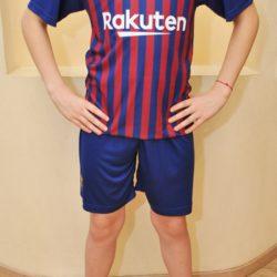 Футбольная детская форма Messi для мальчиков 6 лет 7 лет 8 лет 9 лет 10 лет 11 лет 12 лет 13 лет 14 лет