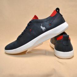 Стильные мужские спортивные туфли Polo для мальчиков 40 размер 41 размер 42 размер 43 размер 44 размер 45 размер, нат. кожа, Турция
