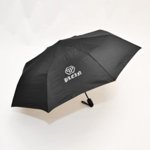 Модный стильный брендовый детский зонт  Philipp Plein
