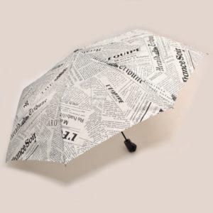 Модный стильный брендовый детский зонт  John Galliano